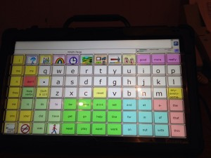 accent communication keyboard